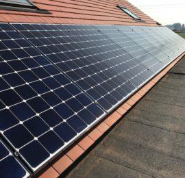 Project zonnepanelen Haasdonk