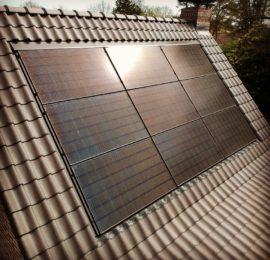Project zonnepanelen Bonheiden