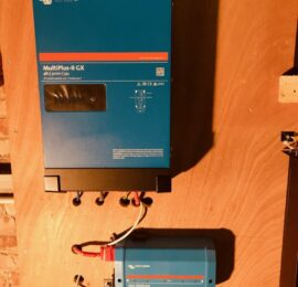 Thuisbatterij 7,2kW