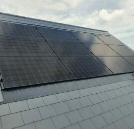 Project zonnepanelen Sint Katelijne Waver